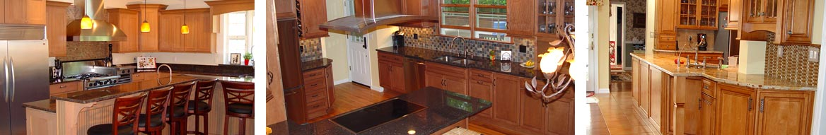 Complete kitchen remodel island homecraftisland homecraft for Complete kitchen remodel